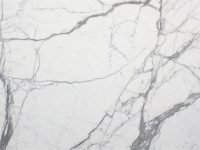 Bianco Statuario Marble Surface