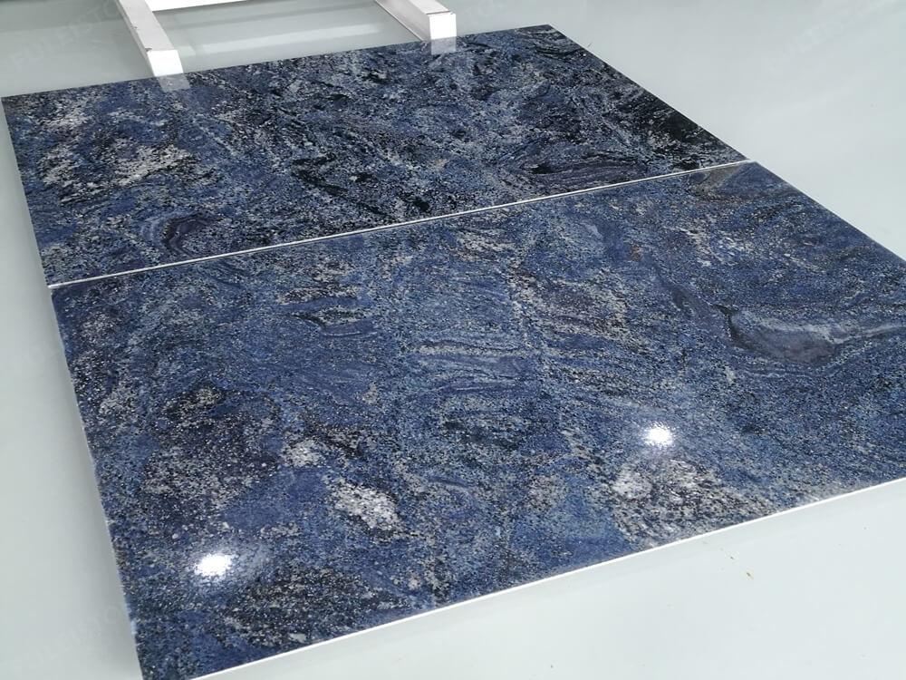 Azul Infinito Granite Tile