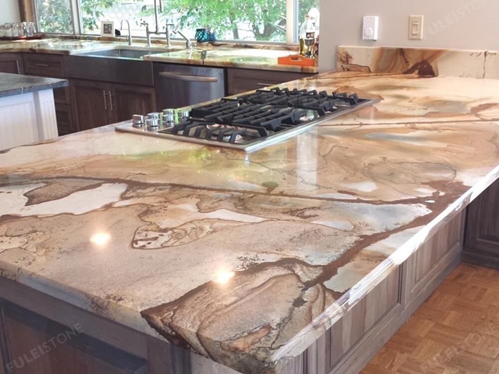 Palomino Granite Countertop
