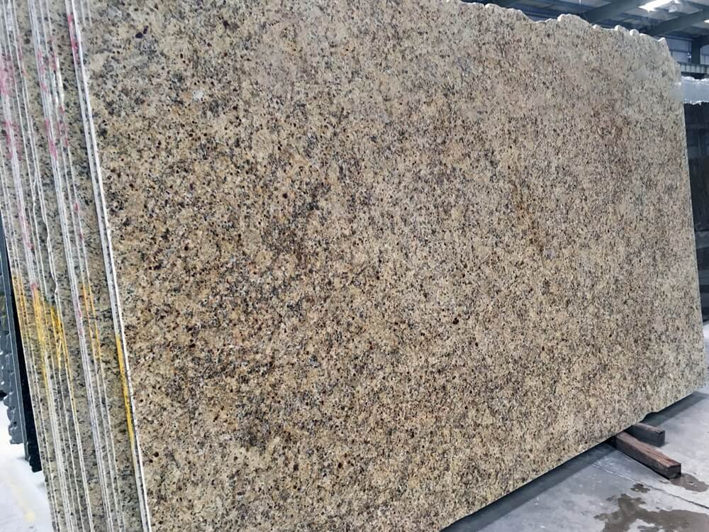 brazilian gold granite slab