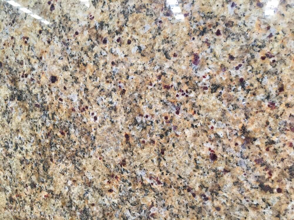 brazilian gold granite surface