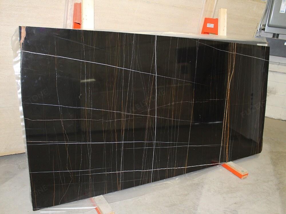 sahara noir marble slab