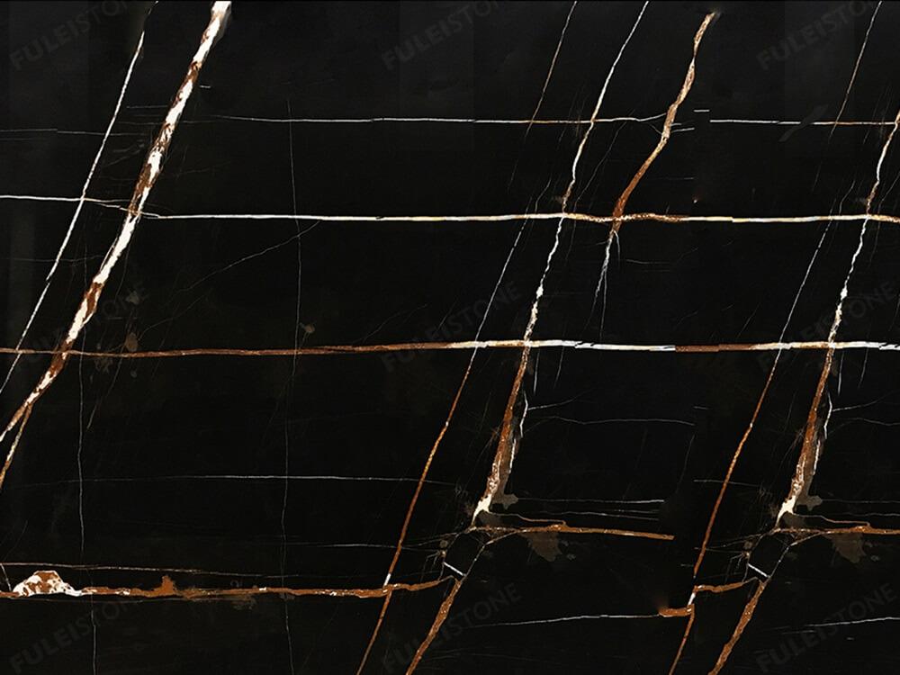 sahara noir marble surface