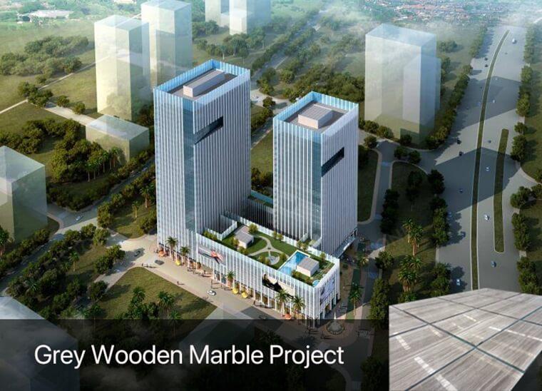 Amoy Haixi Financial Square