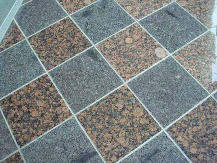 Baltic Brown Granite Tile Flooring