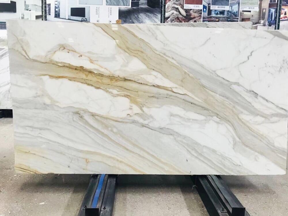 Calacatta Gold Marble Slab