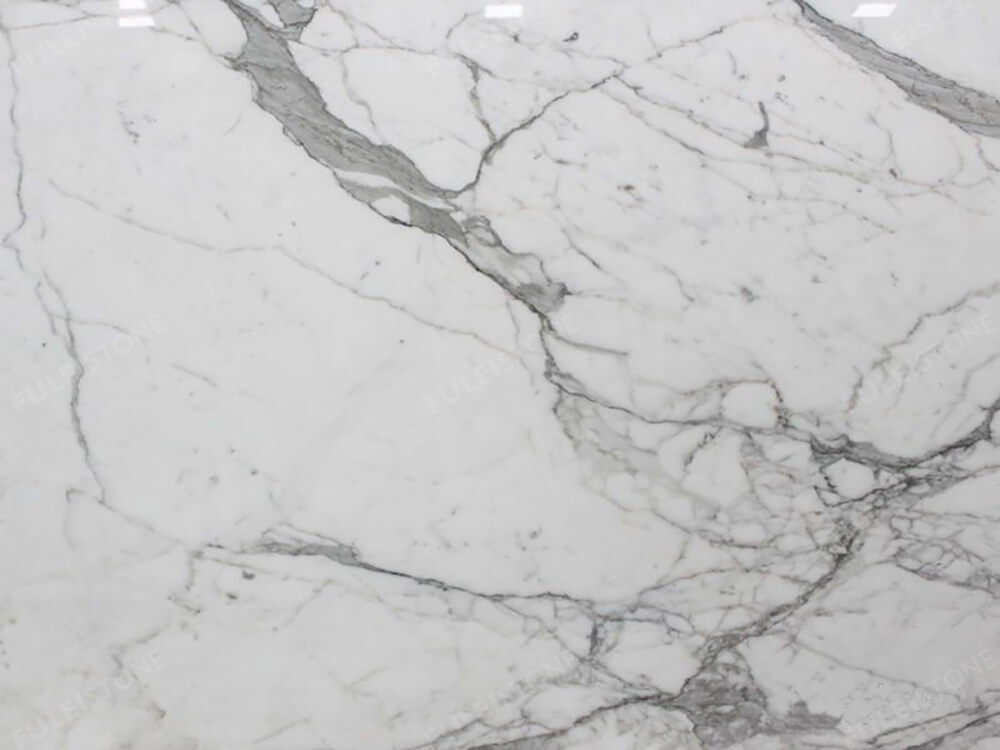 Calacatta White Marble Surface