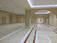Crema Marfil Marble Projects
