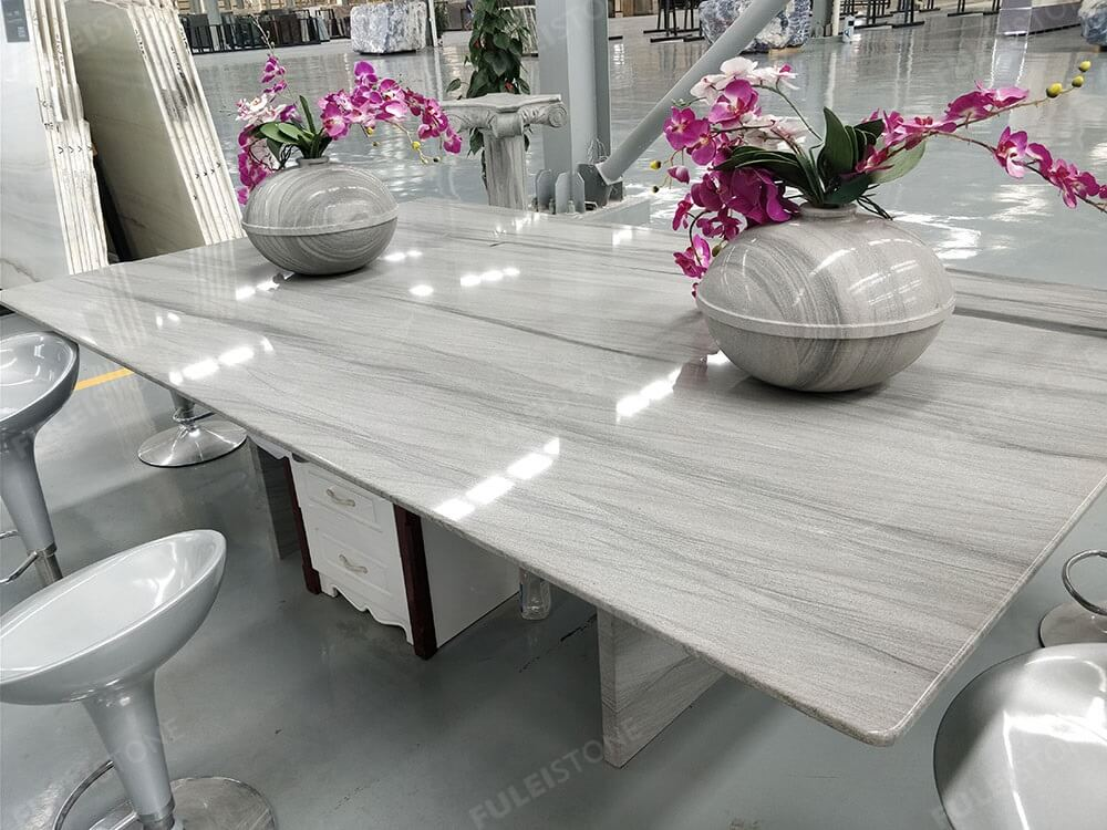 Dune Grey Marble Table Top