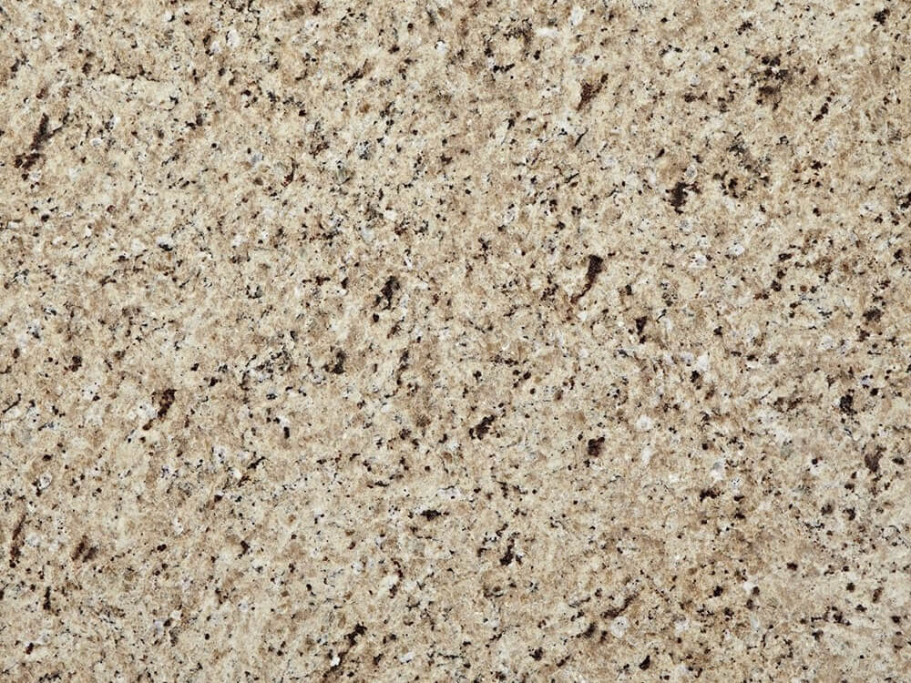 Giallo Ornamental Granite Surface