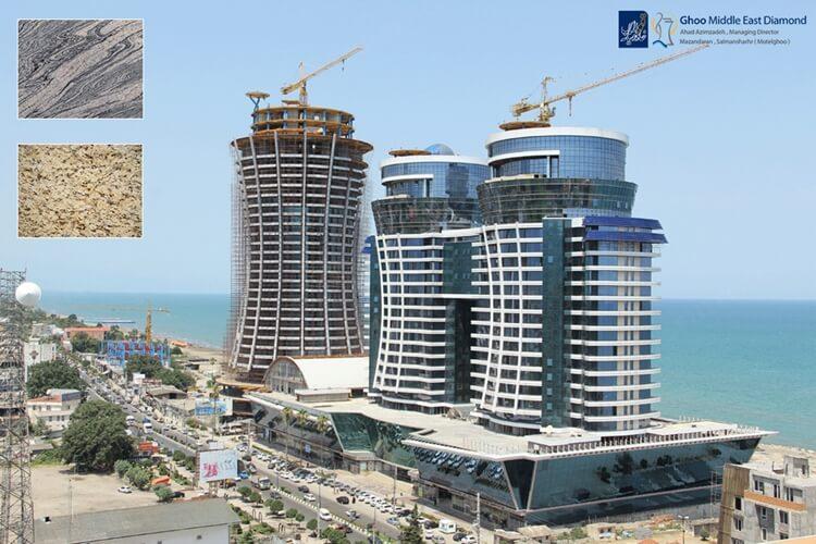 Gran Melia Ghoo Hotel Project
