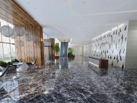 Italy Black Marble floor