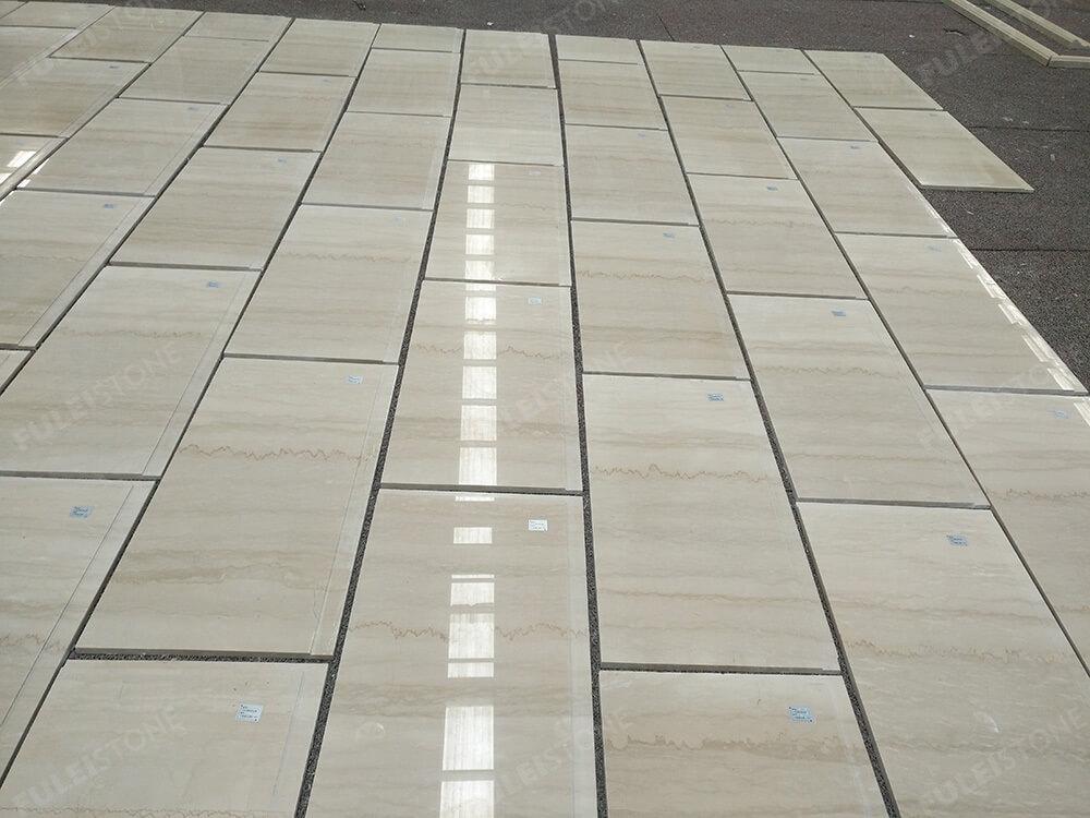 Katni Beige Marble Flooring Tiles