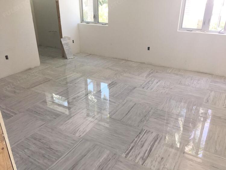 Kavala Marble Flooring Tile