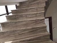 Kylin Wood Marble stairs