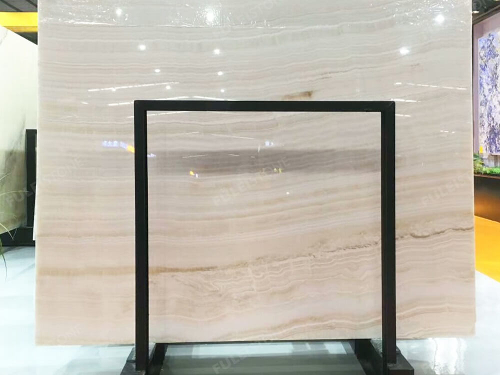 Mamana Onyx Slab Polished