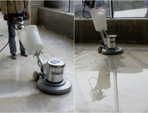 How to Restore Shine to Marble Floors Tiles