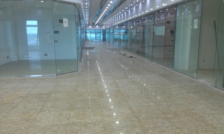 Santa Cecilia Granite Flooring