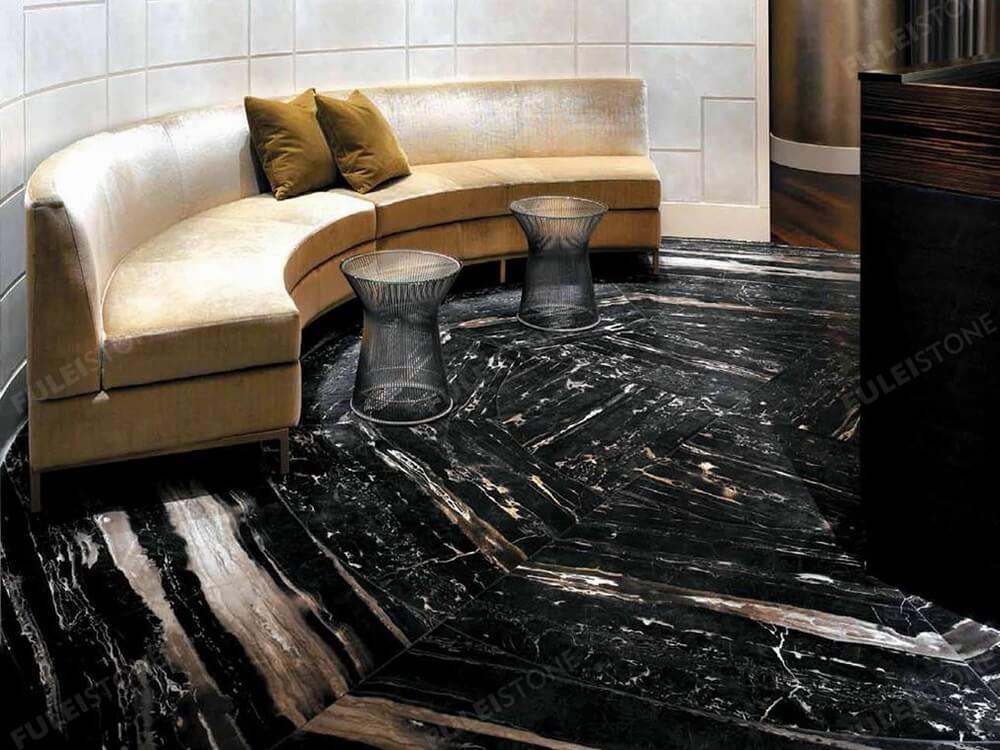Silver Dragon Marble Flooring Tiles