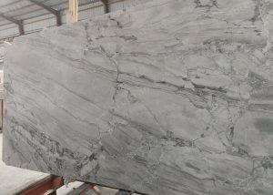 Super Grey Marble Slab