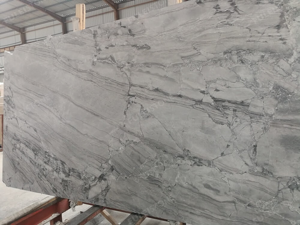 Super Grey Marble