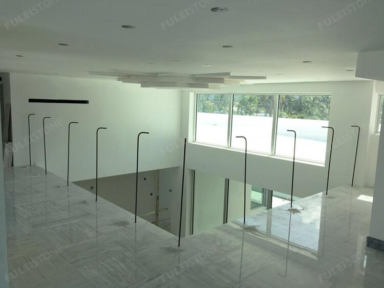 White Marble Flooring Tiles