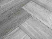 Wooden Grey Marble Slab for Floor