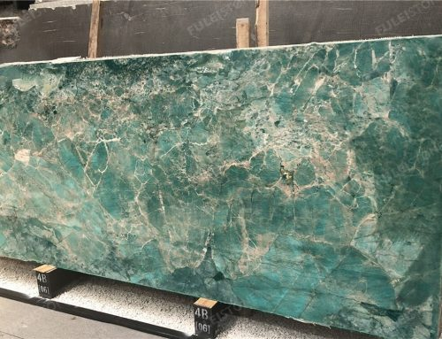 Amazon Green Quartzite Granite Slabs