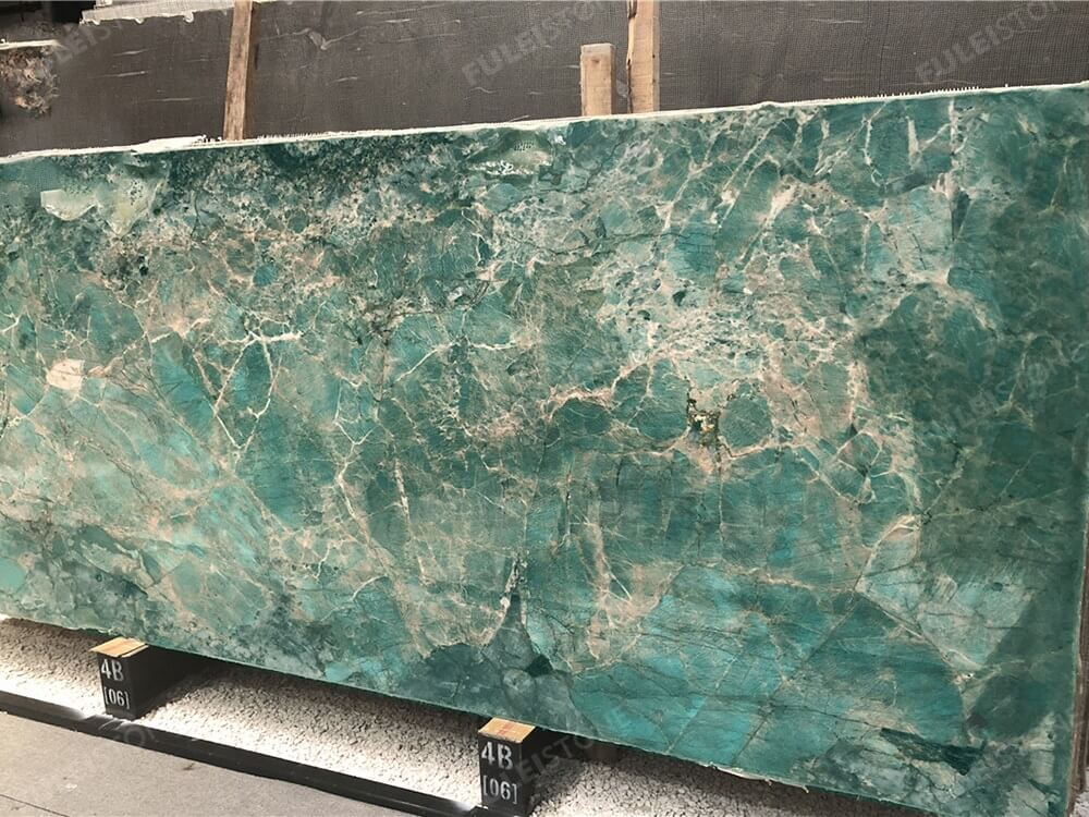 Amazon Green Quartzite Granite Slabs 2