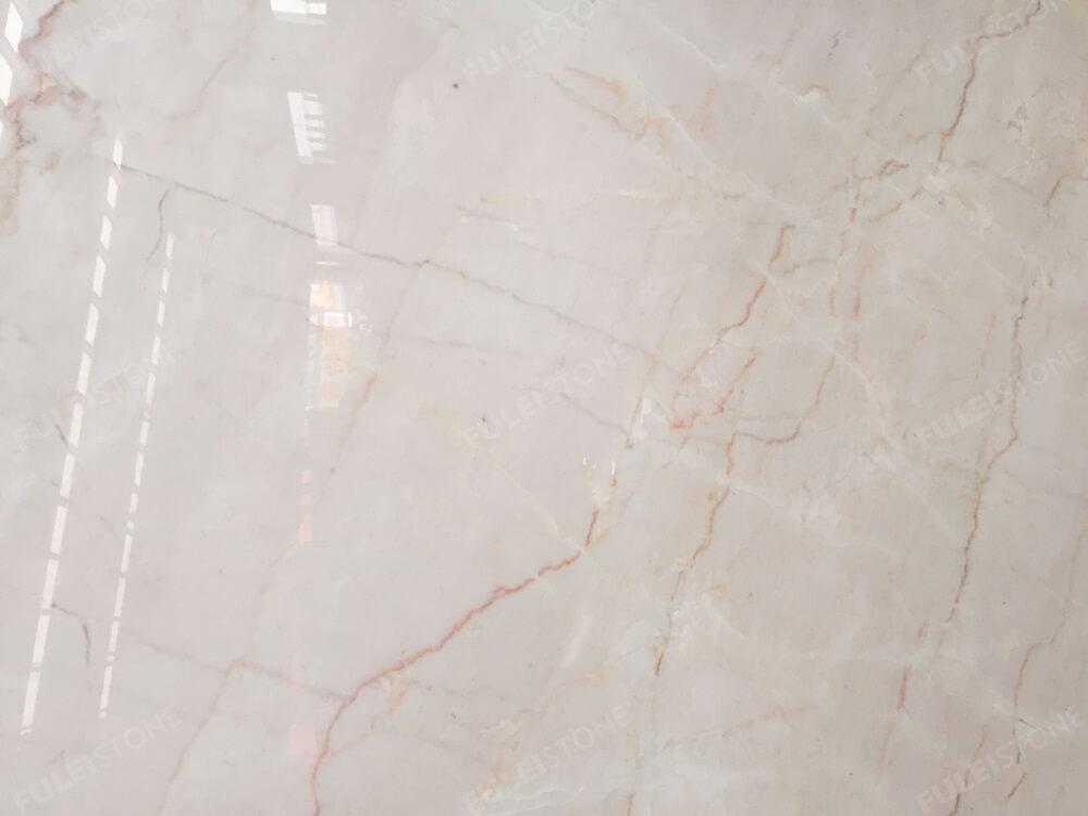 Angel Beige Marble Slab Texture