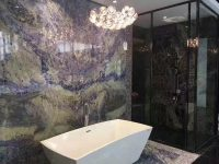 Azul Bahia Granite Bathroom Decoration