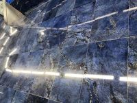Azul Bahia Granite Flooring Tiles