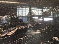 Brazil Portoro Marble Slab