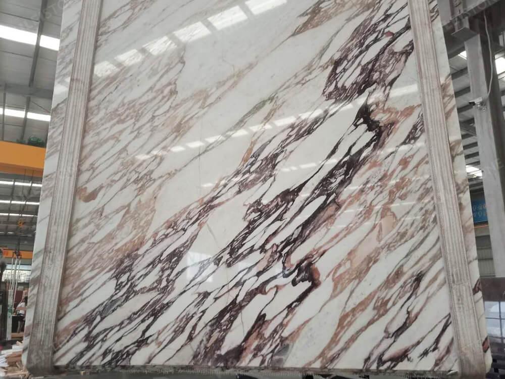 Calacatta Viola Marble Slab