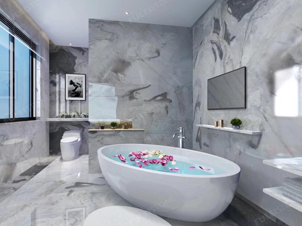 Cipollino Ellas Marble Bathroom Decoration