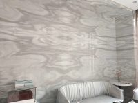 Cloudy Misty Marble Wall Decoration