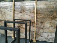 Florence Grey Marble Slab