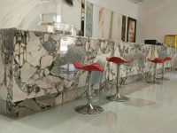 Galaxy Blue Marble Countertop