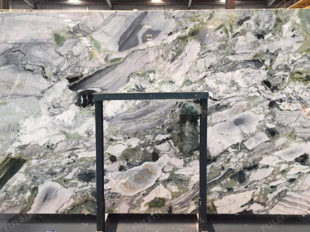 Green Ice Jade Marble