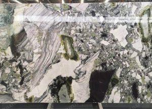 Green Jade Marble Slab
