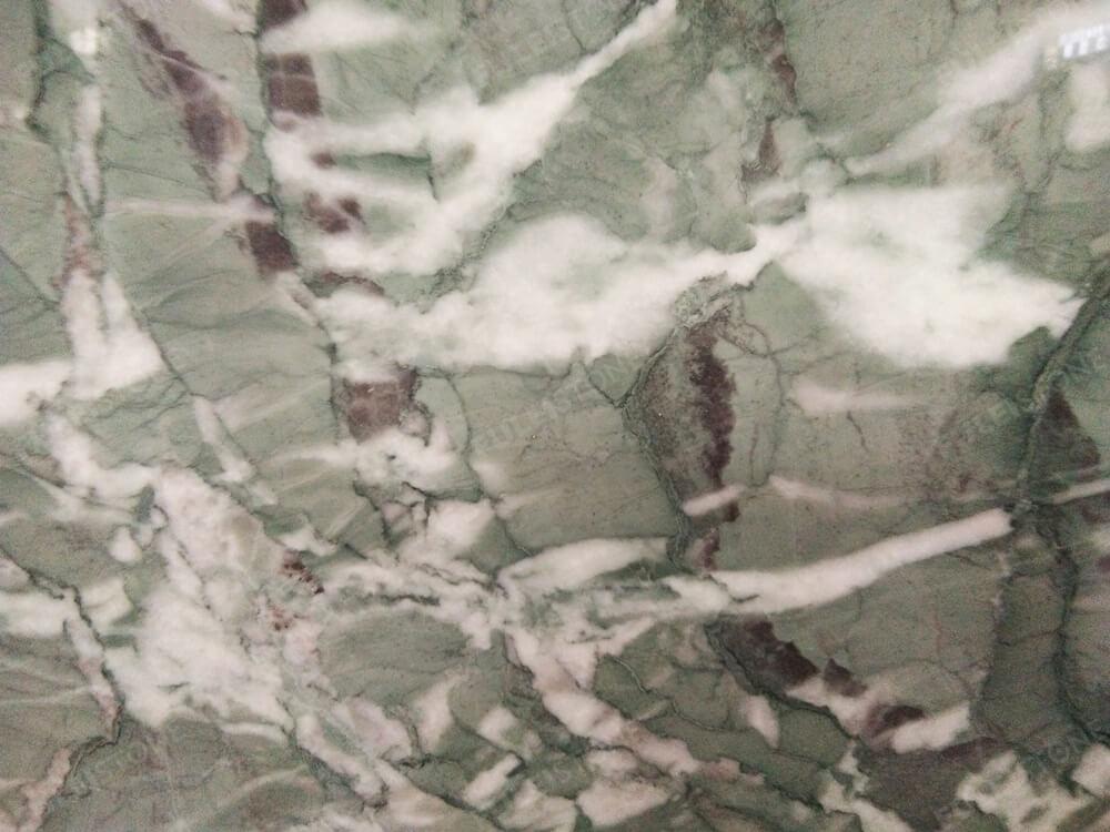 Verde Persia Marble Details