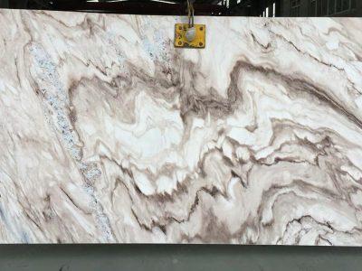 Italian Palissandro Brown Marble Slab