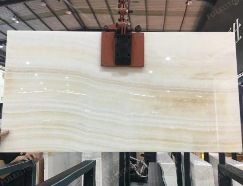 Ivory Onyx Slabs