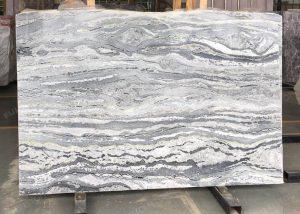 New Irish Green Marble Slab