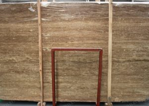Noce Travertine Slab Polished