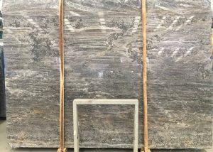 Ocean Grey Marble Slab
