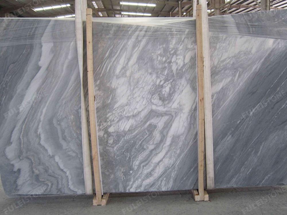 Palissandro Nuvolato Marble Slab