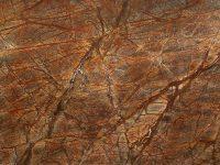 Rain Forest Brown Slab Details