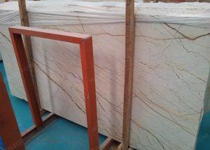 Sofitel Gold Marble Slabs