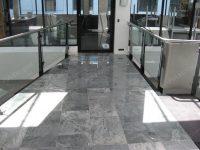 atlantic grey granite floor tile